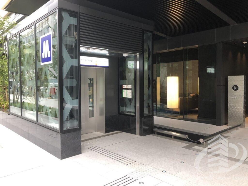 地下鉄 堺筋本町駅